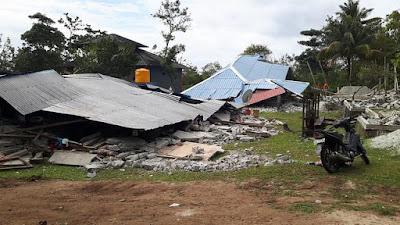 Donasi For Lombok