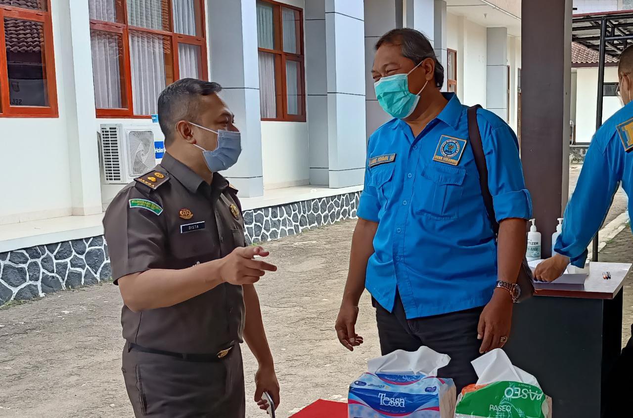 Hasil Tes Urine Pegawai Kejaksaan Kabupaten Sukabumi di Nyatakan Negatif