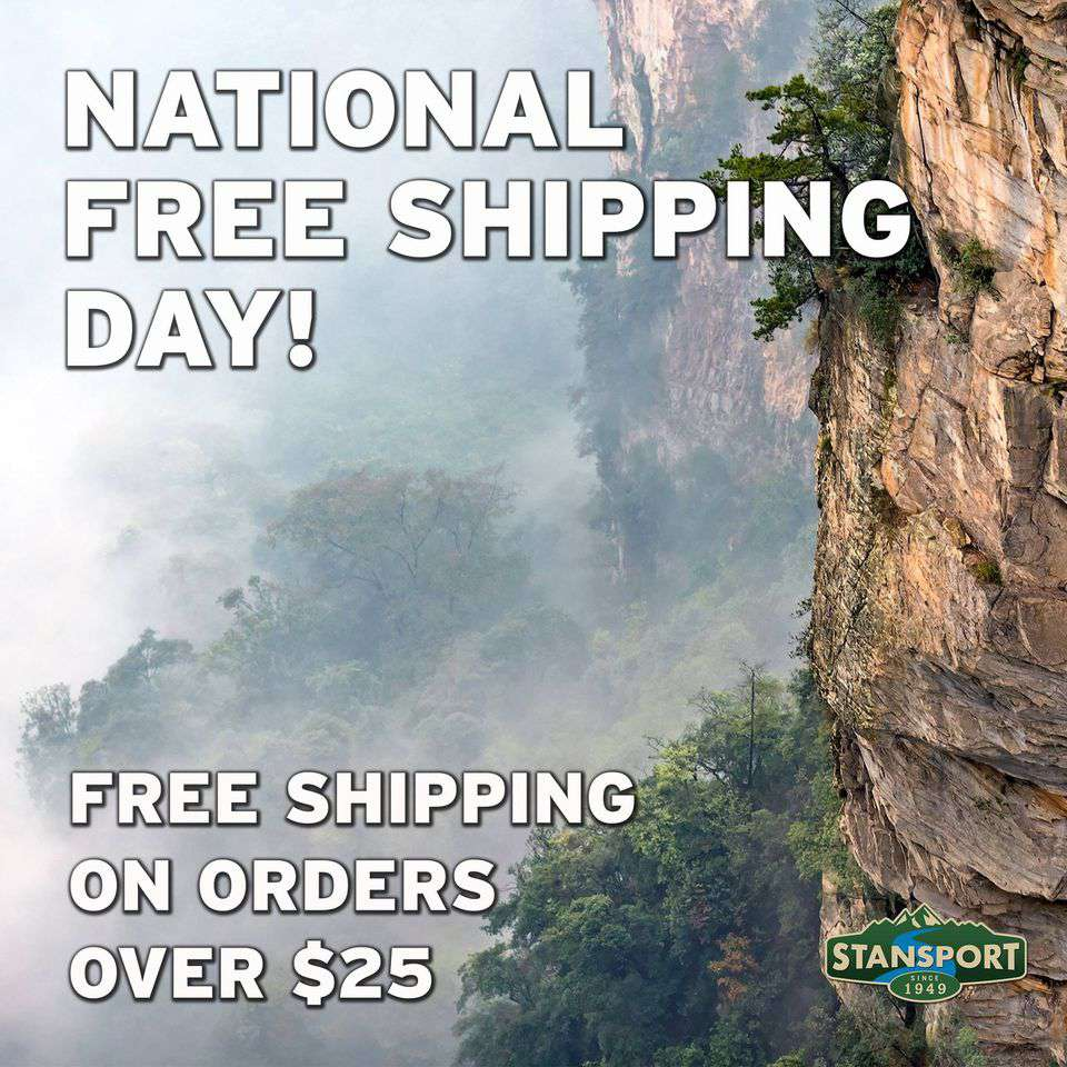 National Free Shipping Day Wishes Photos