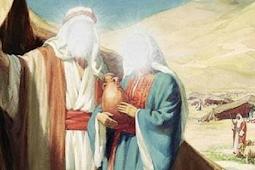Kisah singkat mengenai nabi Ibarahim dan kedua istrinya, Sarah dan Hajar