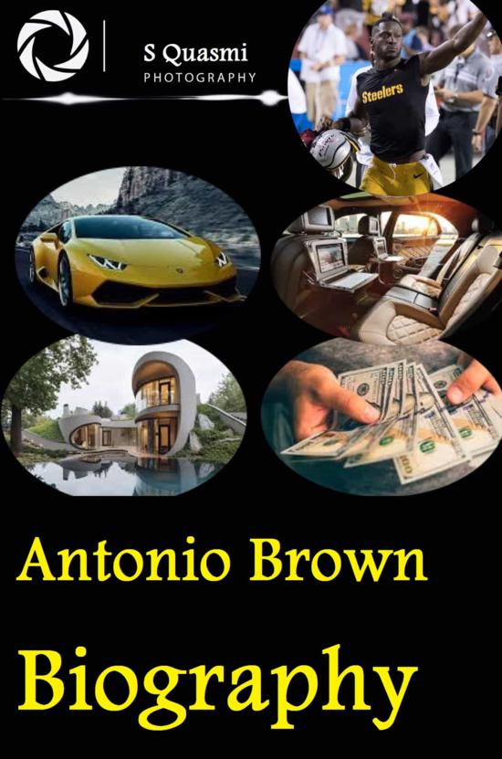 Antonio-brown-salary car house
