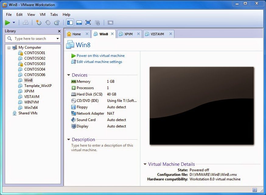vmware workstation 10.0.1