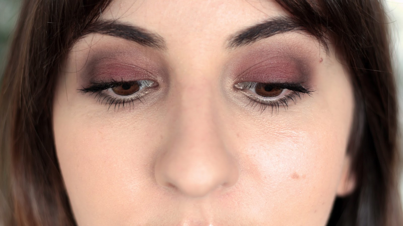 Mauve Christmas Look | Tutoriel