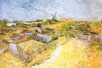 Paris : Van Gogh à Montmartre, les flâneries de Vincent sur la Butte - XVIIIème