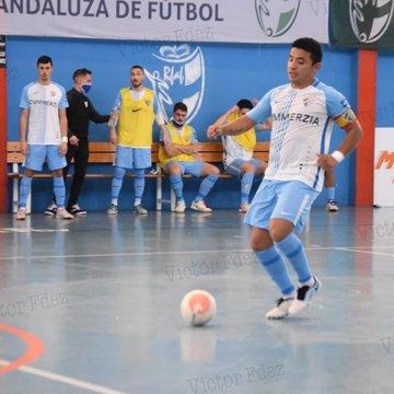 Nueva victoria del Málaga CF Futsal que le mete en los play-offs de ascenso (5-1)