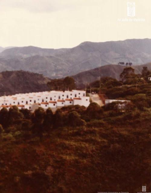 Serie Historiográfica del Barrio Robledo.