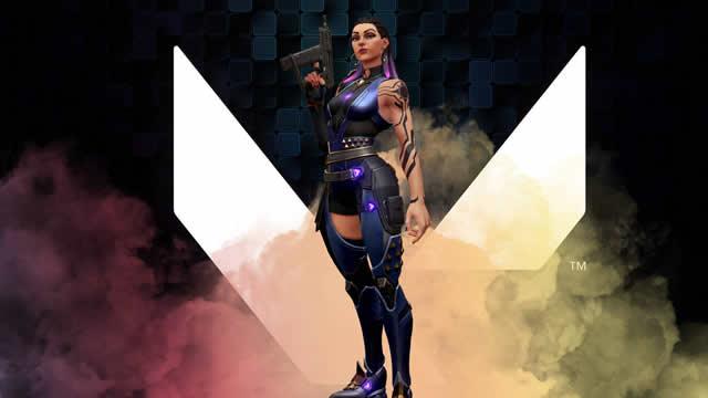 Reyna Valorant agent