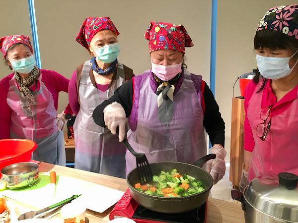 秀傳癌醫中心辦廚藝競賽 傳授癌症食療知識