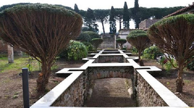 Pompeii and Naples museum team up for 'Myths and Nature'