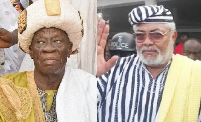 AUDIO: I gave Rawlings Whiskey, never tortured him – Major (rtd) Sulemana