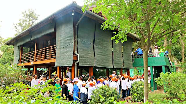 Ho Chi Minh Presidential Palace