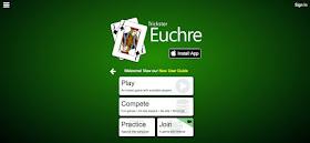 Online Euchre