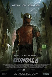 Sinopsis Film Gundala (2019)