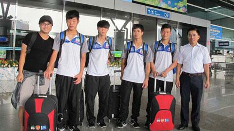 Đông Triều không thể hiện được gì nhiều trong màu áo HA.GL trong mùa giải vừa qua