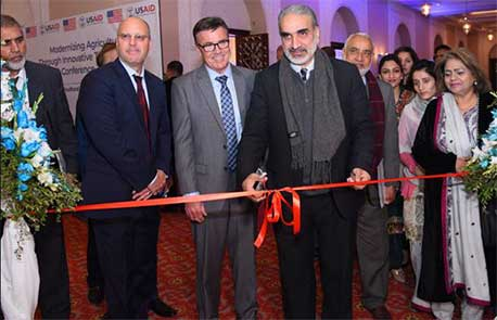 U.S.-Pakistan Partnership Transforms Farmers' Lives Through Access To Innovative Agricultural Technologies