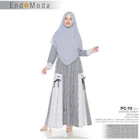 ENDOMODA EN-PC 70 GREY