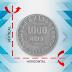 EIXO HORIZONTAL E VERTICAL - Identifique esse belo detalhe numismático.