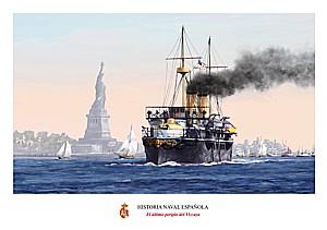 http://www.artemilitarynaval.es/2016/12/crucero-vizcaya.html