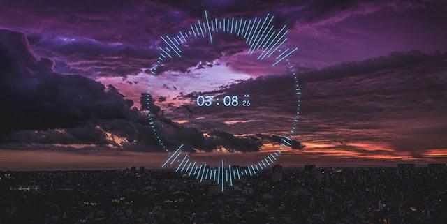 Audio Visualizer Wallpaper Engine