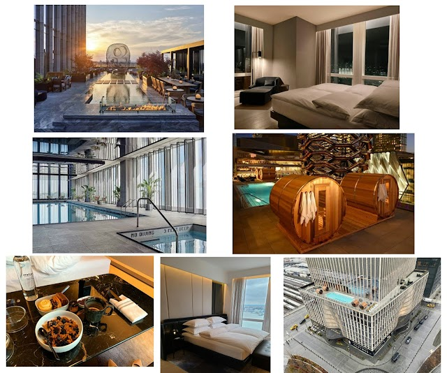 equinox hotel Offer to book online at a cheap price