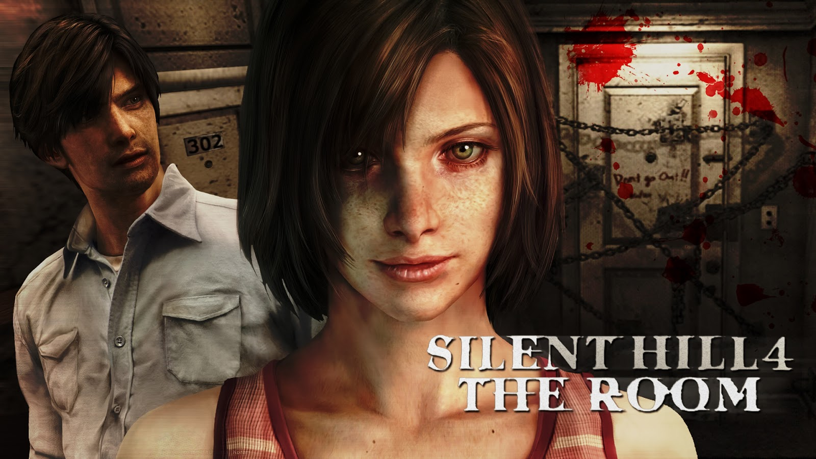 silent hill 4 wallpaper