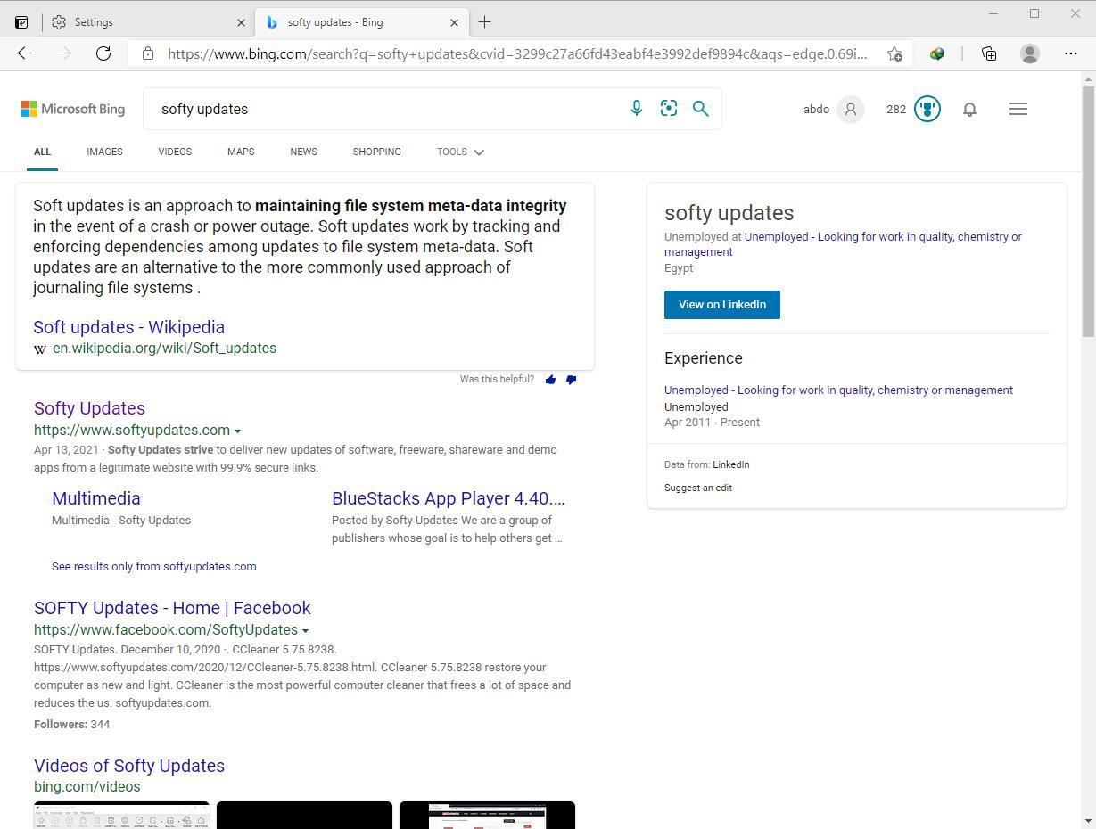 Microsoft Edge 90.0.818.41
