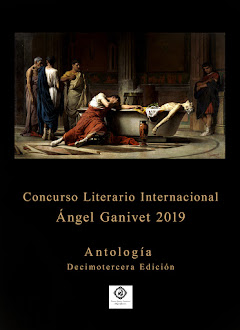 Antología Ángel Ganivet 2019