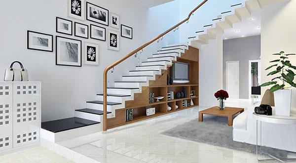 Tranh trang trí cầu thang và những điều cần biết