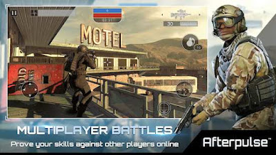 Hey Wassup inward this post service nosotros are going to portion alongside you lot i Modded Apk which Afterpulse – Elite Army Mod Apk  2.7.0 + Data for Android