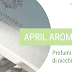 APRIL AROMATICS - Profumi NATURALI e OLISTICI