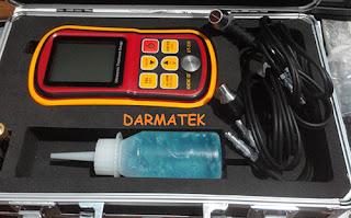 Darmatek Jual Dekko UT-330 Ultrasonic Thickness Gauge