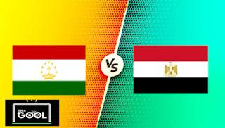 مشاهدة مباراة مصر وطاجيكستان كورة جول اليوم 29-06-2021 في كأس العرب
