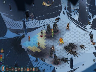 Download The Banner Saga Game Highly Compressed