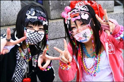 Sejarah Tren Fashion Harajuku