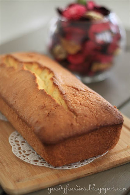 Easy Madeira Cake Recipe South Africa