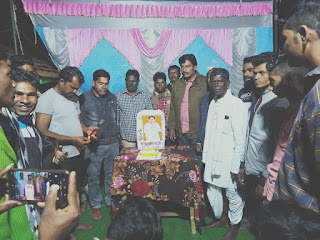 झिरना मै मनाया गया पूर्व मुख्यमंत्री व प्रदेश कांग्रेस अध्यक्ष कमलनाथ का जन्मदिन