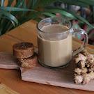 Inspirasi Hangat Untuk Musim Hujan, Resep Bajigur Milk Tea