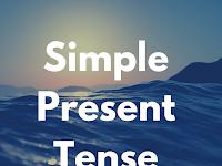 16 Bentuk Tenses ( Simple Present Tense )