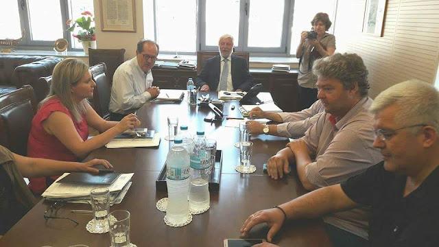 Περιφερειάρχης Πελοποννήσου: Επενδύουμε στη Βιώσιμη Αστική Ανάπλαση για την εξέλιξη της Καλαμάτας σε πρότυπο Ευρωπαϊκό Δήμο