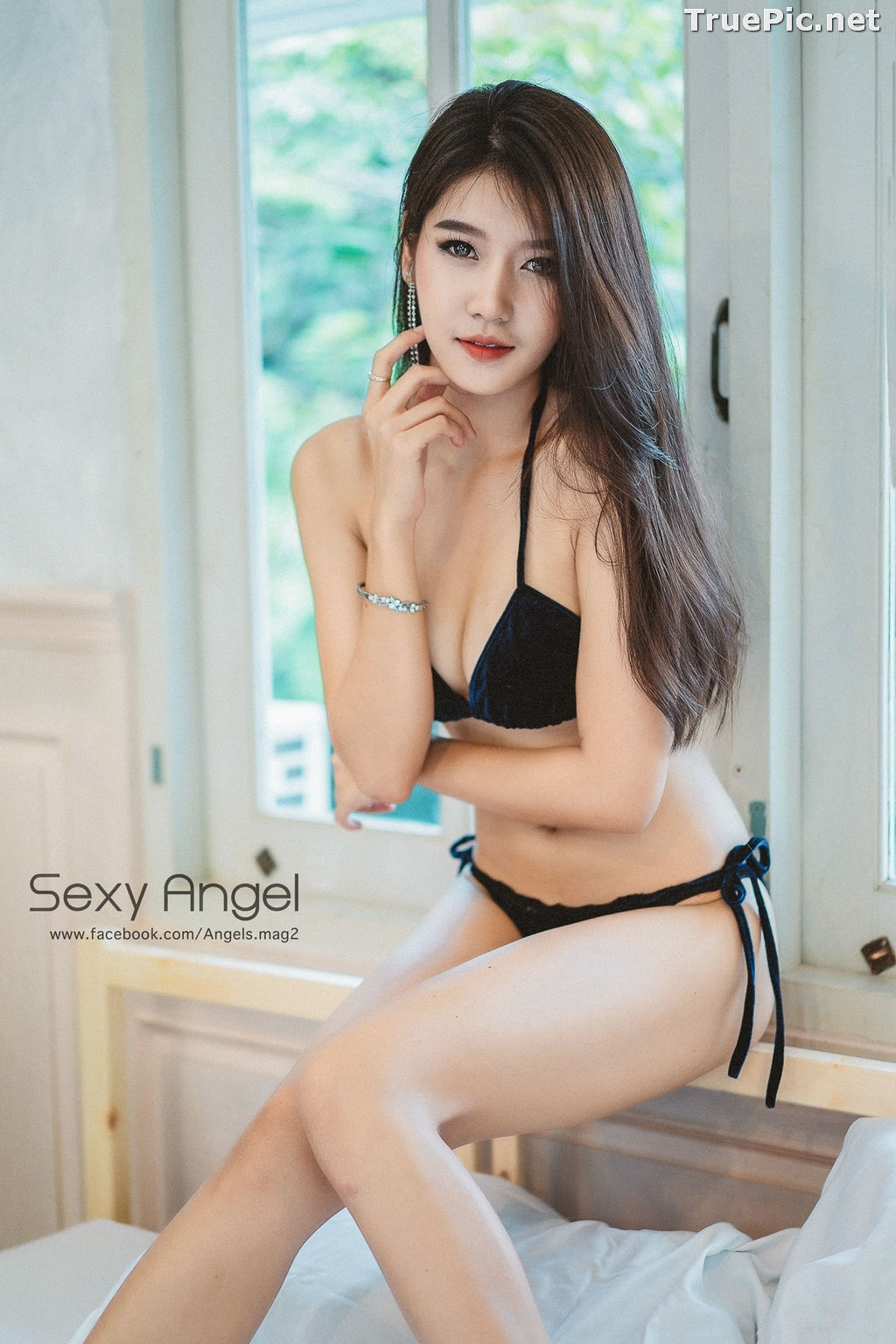 Image Thailand Model - Saruda Chalermsaen (EveAva) - Sexy Bikini Angel - TruePic.net - Picture-13