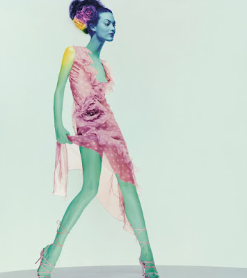 Green Pear Diaries, fotografía, moda, Nick Knight, fotografia de moda, fashion photography