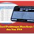 5 Aplikasi Excel Perhitungan Masa Kerja PNS dan Non PNS