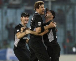 New Zealand vs South Africa 3rd Quarter-Final ICC Cricket World Cup 2011 Highlights