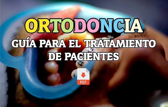 PDF: Guía para el tratamiento de pacientes de Ortodoncia