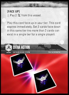 Intervene type: Extra Action