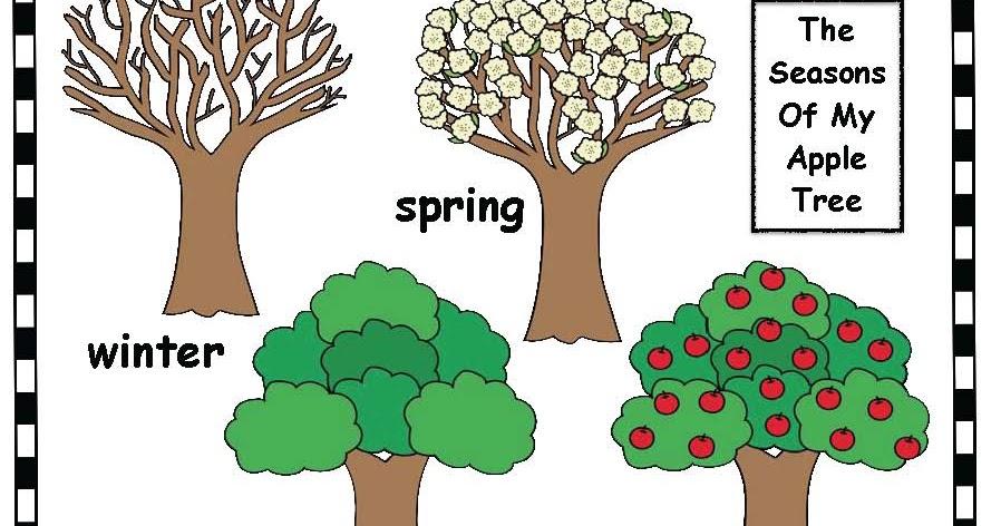 classroom freebies seasons of my apple tree. Black Bedroom Furniture Sets. Home Design Ideas