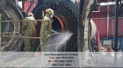 Bagaimana Membuang Scale dari Boiler