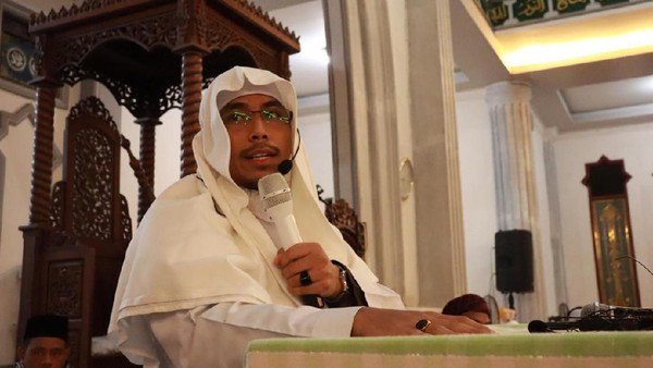 Komisi VIII DPR soal Ustadz Maaher Hina Habib Luthfi: Sedih dan Miris