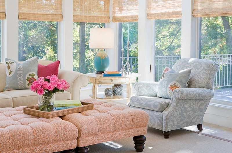 Interior Rumah Trend Warna Pantone
