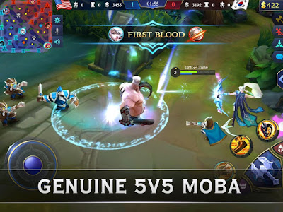 Mobile Legends: Bang bang v1.1.98.1761 Apk Free Android